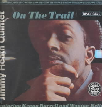 ON THE TRAIL BY HEATH,JIMMY (CD)