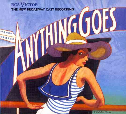 ANYTHING GOES (OCR) (CD)