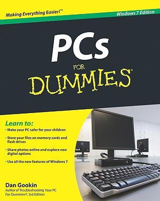 PCs for Dummies By Gookin, Dan